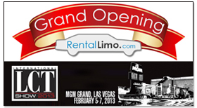 Rental Limo Grand Opening